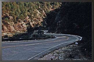Road Photography poster