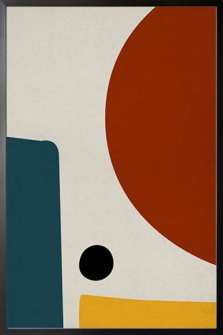 Mid cent art Poster