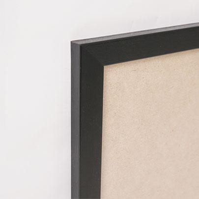 black poster frame from artdesign