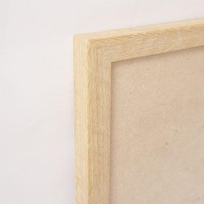 wood poster frame from artdesign