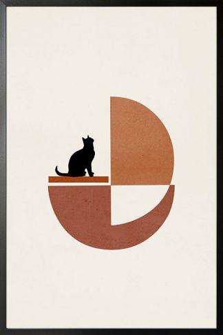 Cat art no.2 Poster
