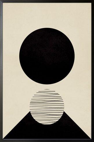 Circular Graphic no. 2 poster
