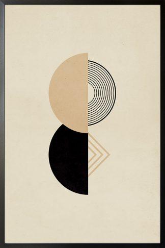 Circular Graphic no. 5 poster