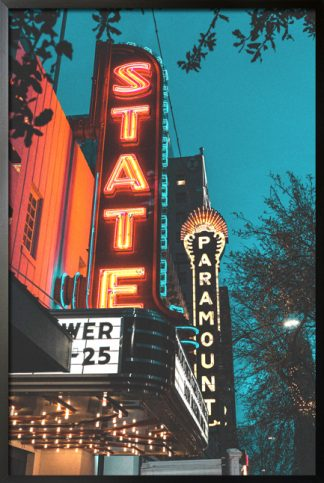 Stateside at the Paramount poster