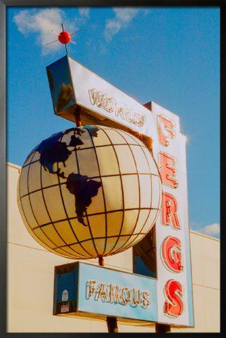 world famous ferg poster