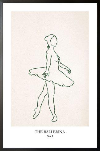 The Ballerina no. 1 poster