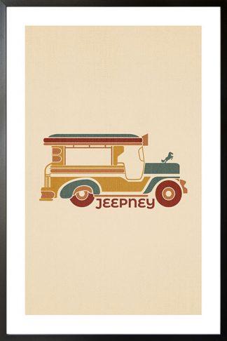 Jeepney poster