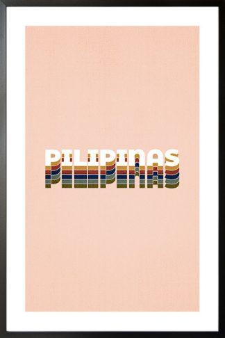 Pilipinas Typo no. 1 poster