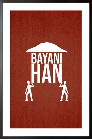 Bayanihan poster