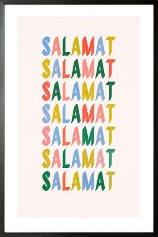 Salamat poster