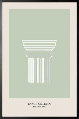 Doric Column poster