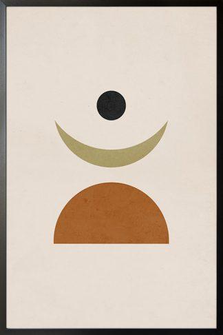 Moon phase no. 1 poster