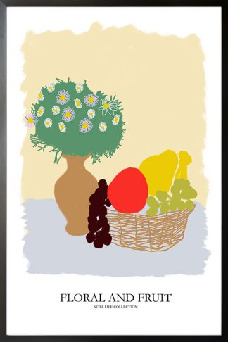 Still life collection no. 2 poster